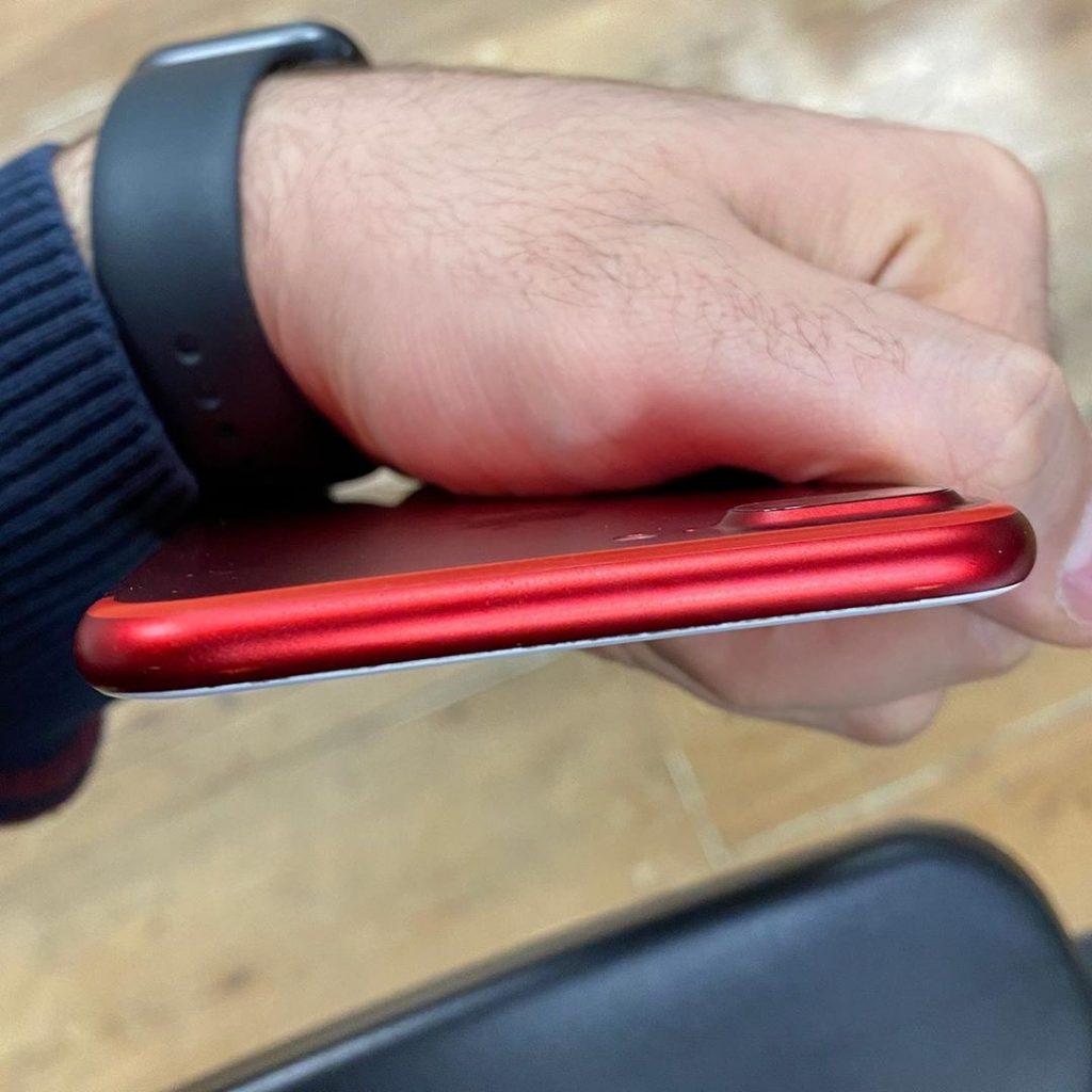 آیفون ۷ پلاس قرمز ۱۲۸ گیگابایت